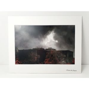 Stranger Things Hawkins Lab Photography Print